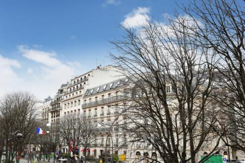 Квартира класса люкс на продажу  Париж 8ой, 135 м², 2 Спальни
