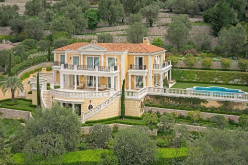 Luxus-Villa zu verkaufen VILLEFRANCHE SUR MER, 350 m², 5 Schlafzimmer