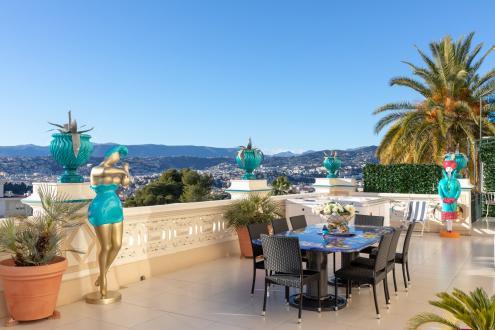 Luxus-Wohnung zu verkaufen Nizza, 173 m², 4 Schlafzimmer