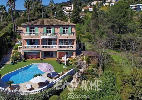Luxus-Villa zu verkaufen MOUGINS, 340 m², 5 Schlafzimmer, 1490000€