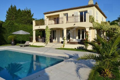 Luxury Villa for rent SAINT TROPEZ, 200 m², 4 Bedrooms