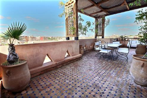 Appartement de luxe à vendre SOUS MASSA DRAA, 133 m², 2 Chambres