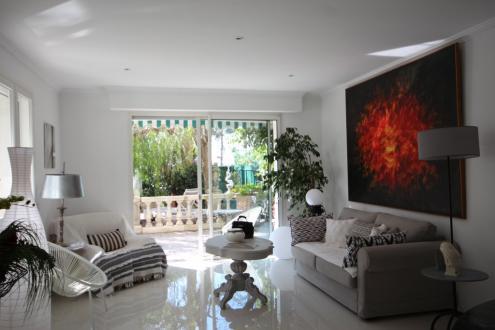 Квартира класса люкс на продажу  Канны, 83 м², 2 Спальни