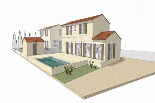 Luxus-Haus zu verkaufen MAUSSANE LES ALPILLES, 148 m², 1 Schlafzimmer, 560000€