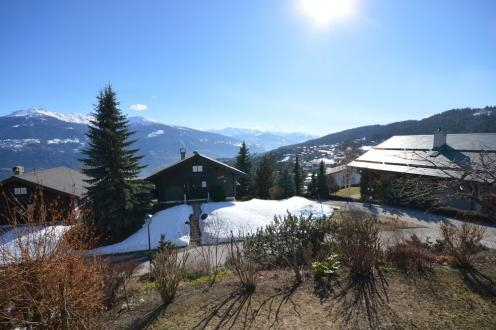 Luxus-Haus  zu vermieten Crans-Montana, 120 m²