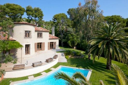 Luxury House for rent SAINT JEAN CAP FERRAT, 200 m², 4 Bedrooms,