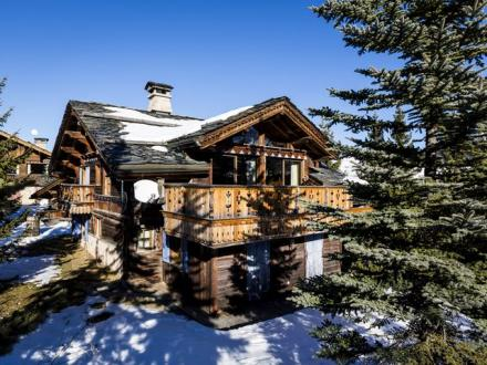 Luxury House for rent COURCHEVEL, 360 m²,