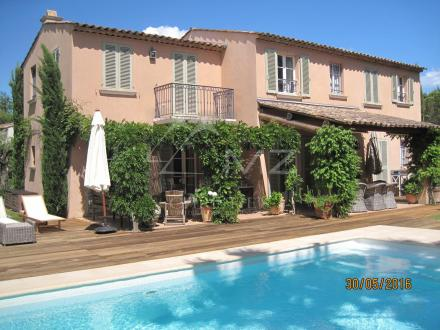 Luxury House for rent SAINT TROPEZ, 220 m², 4 Bedrooms,