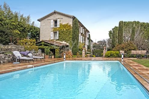 Maison de luxe à vendre MOUGINS, 375 m², 5 Chambres