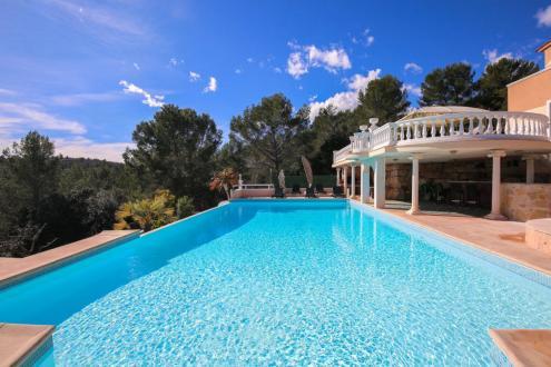 Luxus-Villa zu verkaufen VALBONNE, 650 m², 7 Schlafzimmer, 2750000€