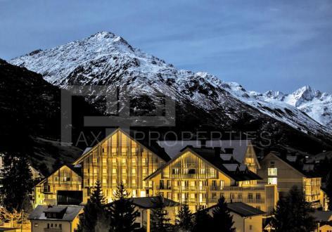 Appartamento di lusso in vendita Andermatt, 96 m², 1 Camere
