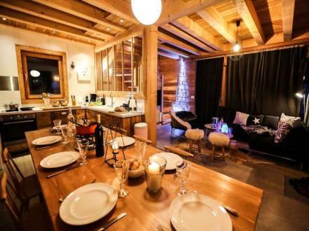 Casale di lusso in affito VALLOIRE, 130 m², 4 Camere,