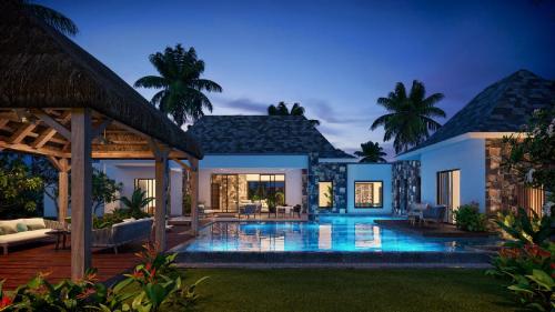 Maison de luxe à vendre Ile Maurice, 566 m², 4 Chambres