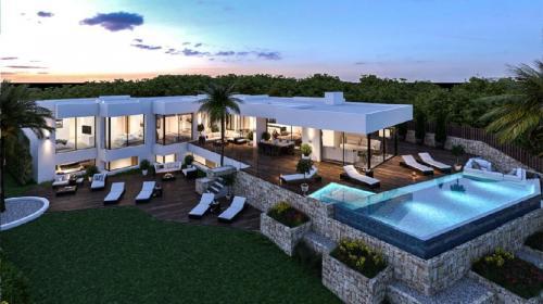 Villa de luxe à louer Espagne, 504 m², 4 Chambres
