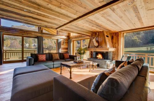 Luxe Landhuis te huur CHAMONIX MONT BLANC, 1 m², 7 Slaapkamers