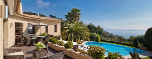 Luxury House for rent CANNES, 400 m², 6 Bedrooms,