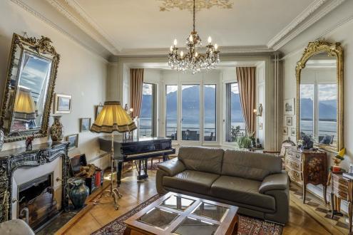 Luxury Apartment for sale Montreux, 237 m²