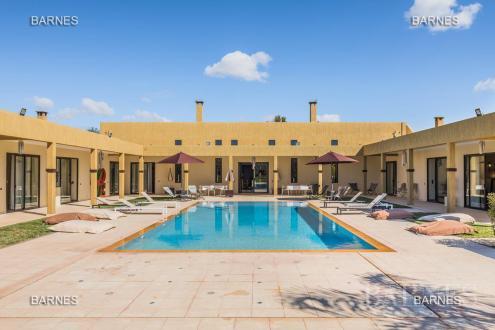 Villa de luxe à vendre MARRAKECH, 650 m², 6 Chambres, 1500000€