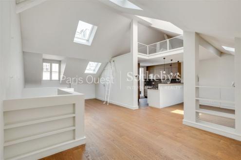 Квартира класса люкс на продажу  Париж 8ой, 130 м², 3 Спальни, 1990000€