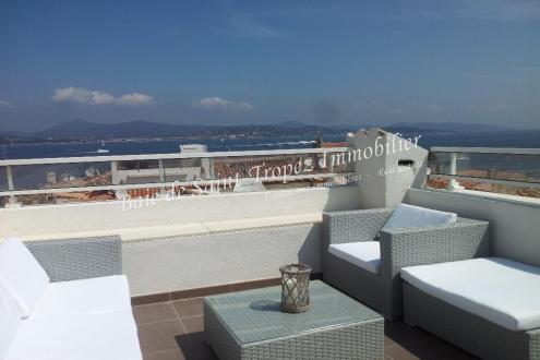 Luxus-Wohnung zu vermieten SAINT TROPEZ, 70 m², 2 Schlafzimmer,