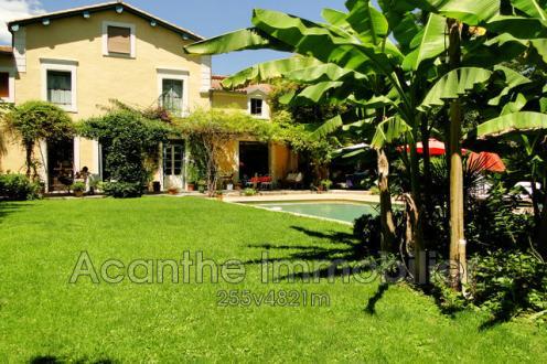 Maison de luxe à vendre MONTPELLIER, 241 m², 4 Chambres