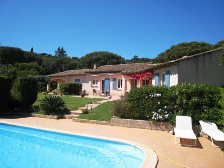 Luxus-Villa zu verkaufen LA CROIX VALMER, 220 m², 5 Schlafzimmer, 1490000€