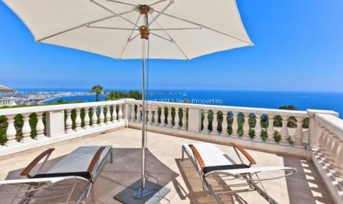 Luxury House for rent VALLAURIS, 400 m², 7 Bedrooms,
