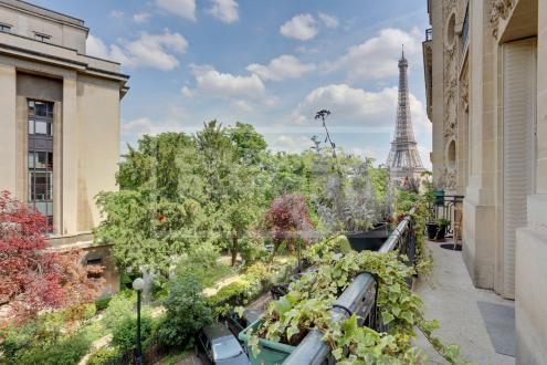Luxury Apartment for sale PARIS 16E, 245 m², 4 Bedrooms, €5950000
