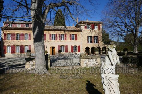 Дом класса люкс на продажу  Экс-Ан-Прованс, 560 м², 10 Спальни, 4300000€