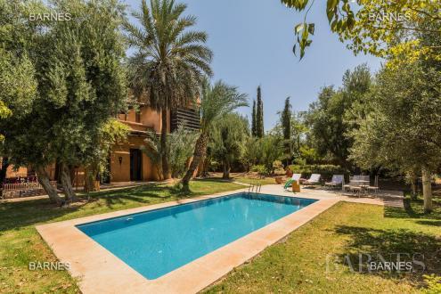 Maison de luxe à vendre MARRAKECH, 300 m², 4 Chambres, 540000€
