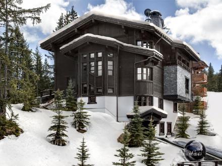 Maison de luxe à louer COURCHEVEL, 1350 m², 8 Chambres