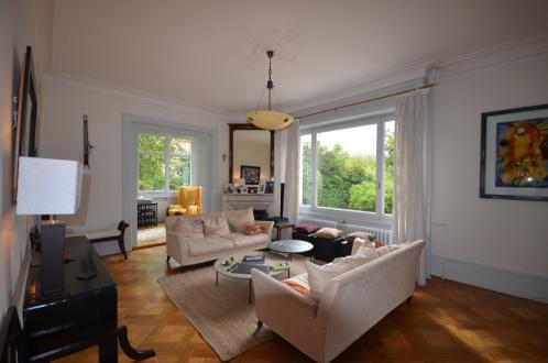Casa di lusso in affito Chêne-Bougeries, 500 m², 7 Camere