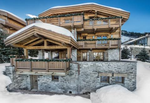 Luxury Chalet for rent COURCHEVEL, 780 m², 6 Bedrooms,