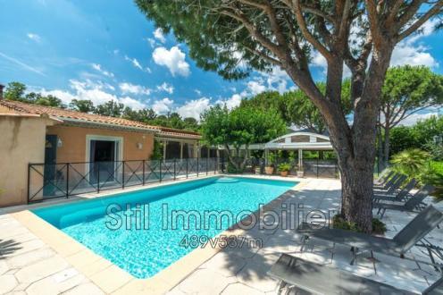 Villa de luxe à vendre PLAN DE LA TOUR, 380 m², 4 Chambres
