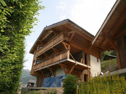 Casale di lusso in affito CHATEL, 122 m², 6 Camere,