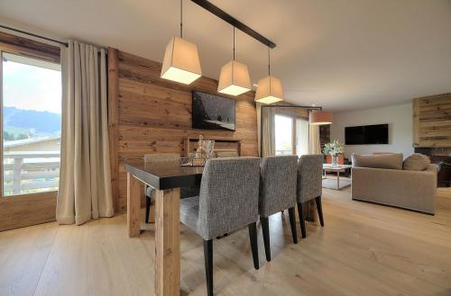 Luxury Apartment for rent MEGEVE, 92 m², 3 Bedrooms,