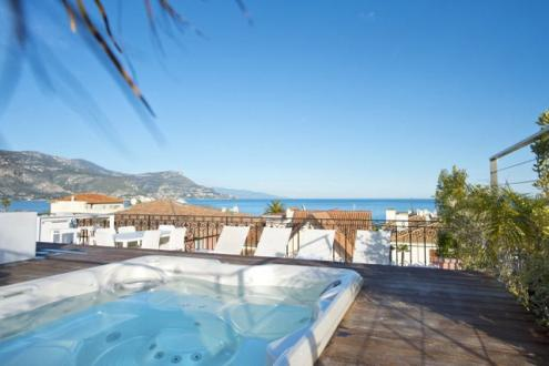 Luxury House for rent SAINT JEAN CAP FERRAT, 282 m², 5 Bedrooms