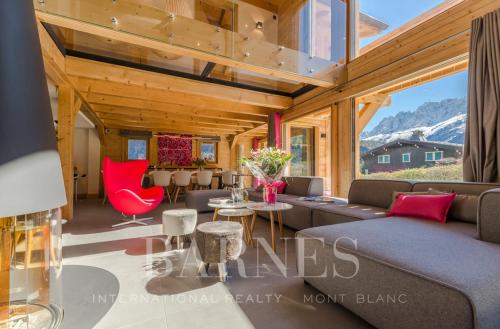 Luxury Chalet for rent CHAMONIX MONT BLANC, 1 m², 3 Bedrooms,