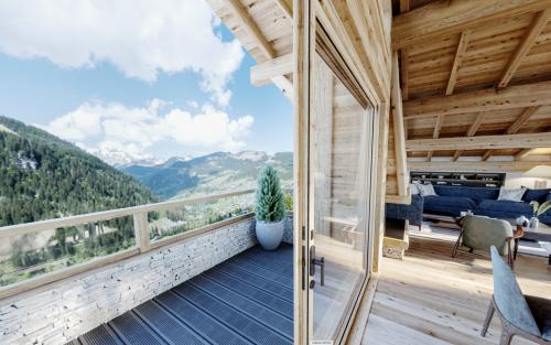 Luxury Apartment for sale CHATEL, 129 m², 4 Bedrooms, € 1 396 000