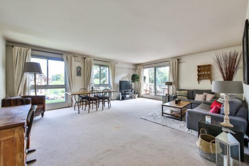 Appartement de luxe à vendre BOULOGNE BILLANCOURT, 111 m², 3 Chambres