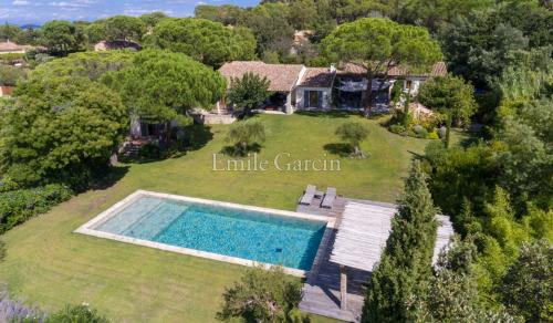 Luxury House for rent SAINT TROPEZ, 400 m², 6 Bedrooms,