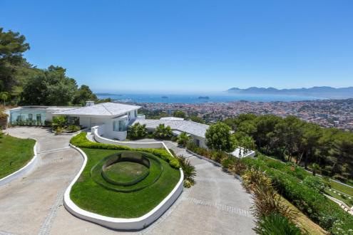 Luxury House for rent CANNES, 2000 m², 13 Bedrooms,