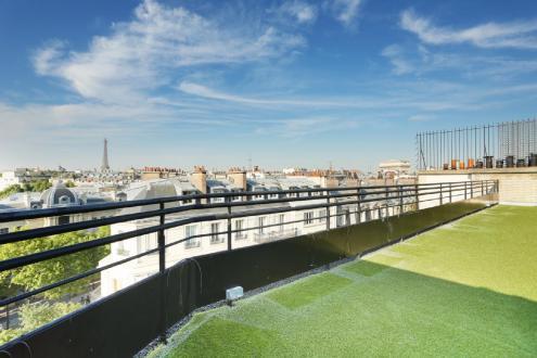 Luxus-Wohnung zu verkaufen PARIS 8E, 160 m², 3 Schlafzimmer