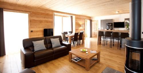 Maison de luxe à louer CHAMONIX MONT BLANC, 110 m², 3 Chambres