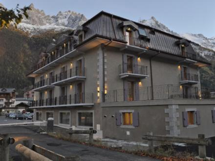 Luxury Apartment for rent CHAMONIX MONT BLANC, 110 m², 3 Bedrooms