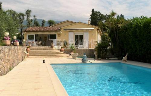 Villa de luxe à vendre GRASSE, 210 m², 4 Chambres