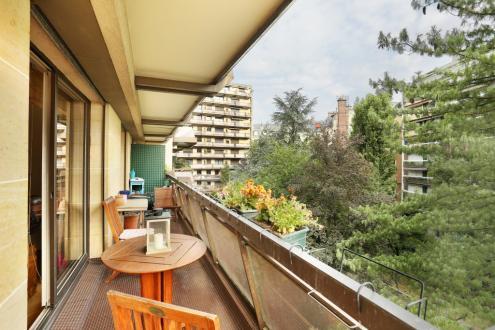 Appartement de luxe à vendre PARIS 16E, 63 m², 1 Chambres