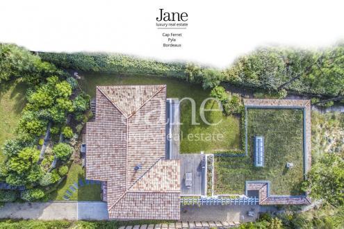 Luxe Huis te huur PYLA SUR MER, 213 m², 4 Slaapkamers