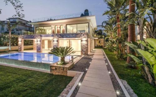 Maison de luxe à louer SAINT JEAN CAP FERRAT, 1025 m², 4 Chambres