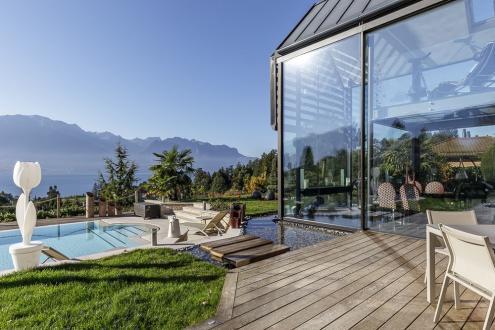 Maison de luxe à vendre Clarens, 250 m²
